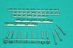 Bone Screws Swiss CNC Machined