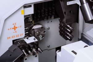 An inside glance of precision Swiss machining
