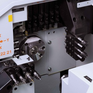 Precision CNC Swiss Machining