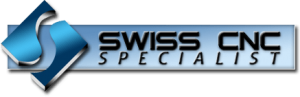 Swiss CNC Machining Logo